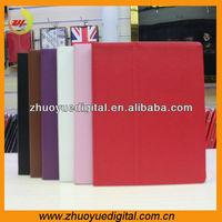 Universal tablet lichi pattern folio stand leather case for 7inch 8inch 9inch 9.7inch 10.1inch tablet