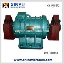 concrete vibrating table motor, vibrating machine spare parts for horizontal vibrating screen