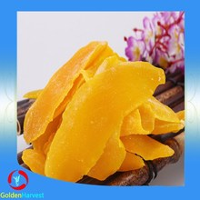 Excellent organic dried mango slice without sugar