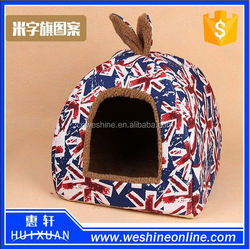 New Arrival Super Soft High Quality Plush Fancy Dog Kennels