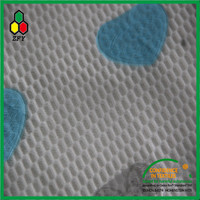2015 latest arrive and free sample clear mesh fabric