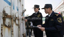 Clearing and forwarding agent in Nansha port