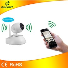 P2P Internet Network Surveillance Wireless Baby Monitor Camera With WIFI