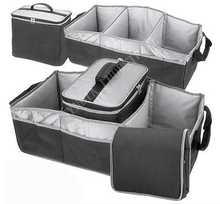 2015 smart car trunk organizer with cooler