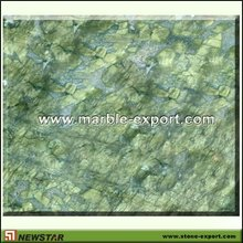 beautiful apple green exported marble