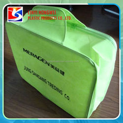 Blanket Vinyl Stock Bag With Wire Frame