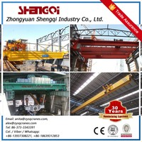 All kinds workshop and warehouse avaliable best quality overhead crane price