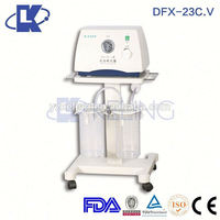 quality products medical silicone suction cup electric suction unit portable dental suction filter