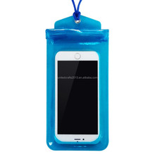 2015 hot selling Universal Water Proof PVC smartphone mobile phone bag waterproof pouch