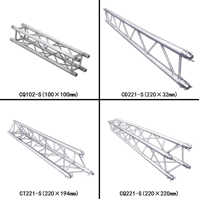 Hot sale and cheap mini aluminum spigot or bolt truss for for Cheap truss systems
