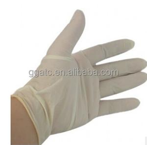 使い捨てラテックス外科/試験手袋、医療ビニール手袋メーカー