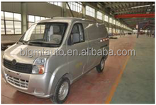 electric mini van with 80km/hr maximum speed and automatic gearshift for post service