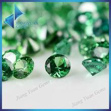 2014 word cup fashion jewelry emerald gemstone beads