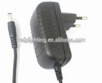 Top quality 12v ac ac adaptor Guangzhou factory provide rohs ac adapter single output type 12v 2a adapter