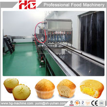 professional baking oven gas paper cupcake