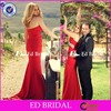 Custom Made 2015 Sexy Sweetheart Mermaid Ladies Long Evening Party Wear Gown