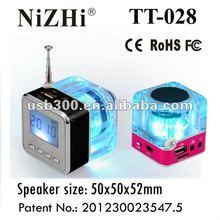 2012 new usb vibration speaker,portable speaker,mini speaker