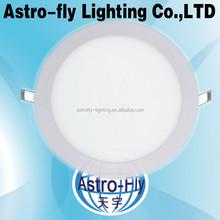 New arrival aluminum+ABS 220-240V ultra slim led downlight 9w