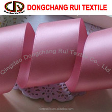 25mm Polyester decorative satin ribbon