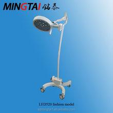 CE & ISO Certification veterinary equipment surgery led operating light/portable operating room light