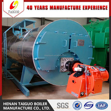 Green & Safe!!! Natural Gas/Oil Fired Hot Water Boiler for Hotel/Hotel Boiler