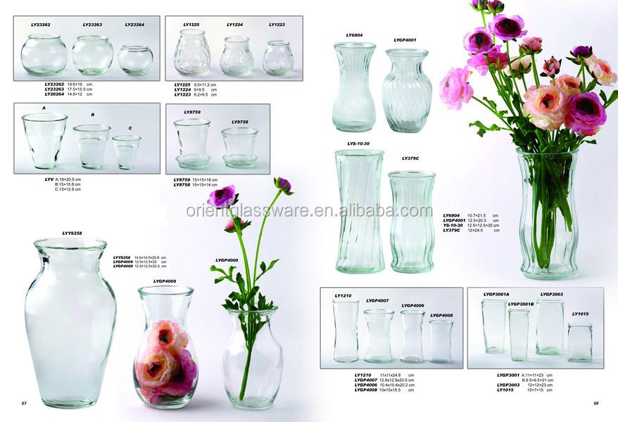 Giant Wine Glass Vase Wholesale Wine Shaped Glass Vases Buy Giant