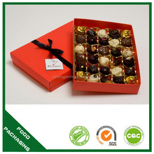 Chocolate Packaging Box , Paper Candy Box , Chocolate Gift Box Wholesale