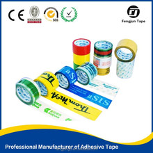 printed bopp adhesive packing tape with logo