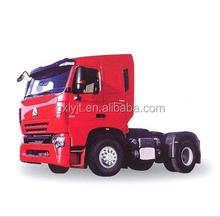 Howo A7 4 * 2 420HP tracteur massey ferguson 275, Tracteur cabine, Tracteur pulvérisateur