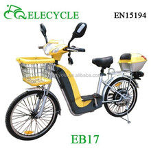 EB17 cheap cargo electric bicycle