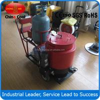 hot sale FGF-50 hand push asphalt crack filling machine with best price
