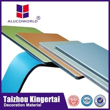 Alucoworld cheapest exterior wall cladding material construction alucobond acp