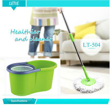 LETIE 2015 New design simple and quick assembly & dismentling mop