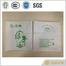 herbal green tea bags