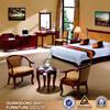Solid Wood Furniture 5 Star Hotel turkish modern furniture china bed