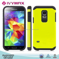 rubberized phone case for samsung s5 mini China wholesale phone covers