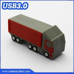Truck shaped 8gb usb flash drive bulk usb 3.0 memory stick memorias usb