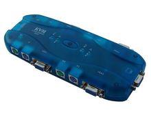 MT-471S best quality kvm switch price LCD 4 port auto ps/2 kvm switch