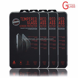 Manufacturer China Wholesale 2015 Hot Products 0.33mm 9H Hardness Scratchproof 2.5D Tempered Glass Screen Protector For IPhone 6