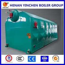 Top 10 famous brands of china water tube horizontal straw bales fired boiler