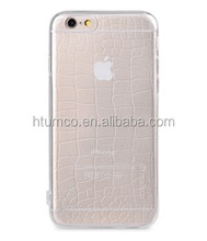 """Newly design premium shell,compact TPU case,transparent case for iPhone 6 4.7"""""""