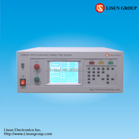 Lisun LS9934 Automatic Safety Test System for lighting fixtures production line safety test electrical resistivity instrument