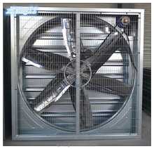 Chinese low cost 50'wall fan for poultry and greenhouse