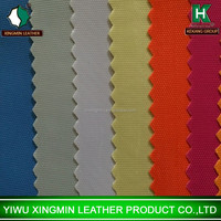 420D 100% polyester oxford fabric with PVC coated