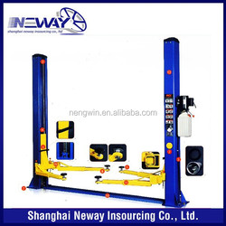 Hydraulic cylinder cheap car lifts 4000kg for sale