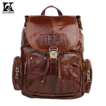 SK-2021 tote leather women backpack, OEM fashion