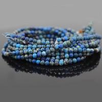 Bulk Wholesale Blue Sea Sediment Jasper Beads