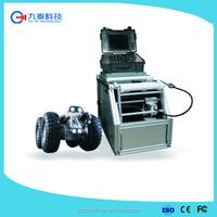 ISO&CE pan tilt zoom camera crawling