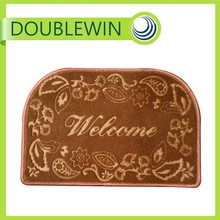 China Professional Manufacturer design door mat