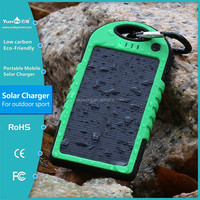 2015 solar charger for mobile phone with micro usb mobile phone solar battery charger led light accessories smartphone